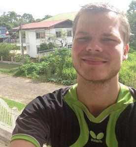 Martijn in Suriname