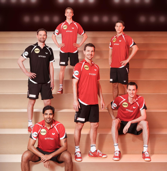 Ledenvergadering, brainstormsessie en Borussia Düsseldorf – Bergneustadt