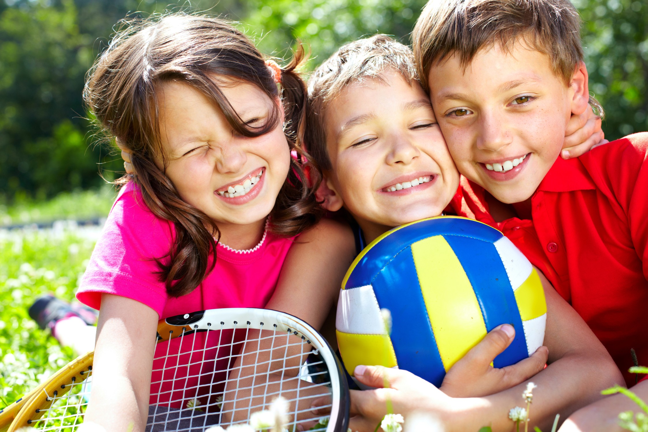 """Inspiratiesessie """"Leren sporten is leren bewegen"""""""