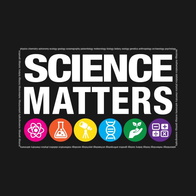 "Komende VISIE ""Science matters!"""