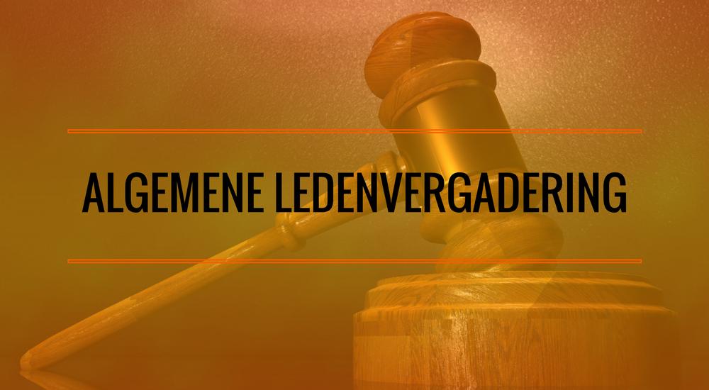 Algemene Ledenvergadering in Zoetermeer