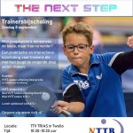 Opleiden van jeugdspelers – The Next Step